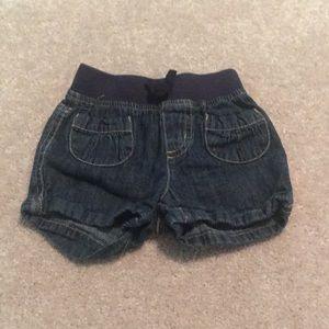 Jean Shorts 12-18